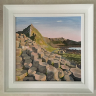 Bernadette Beckett - The Giant's Causeway